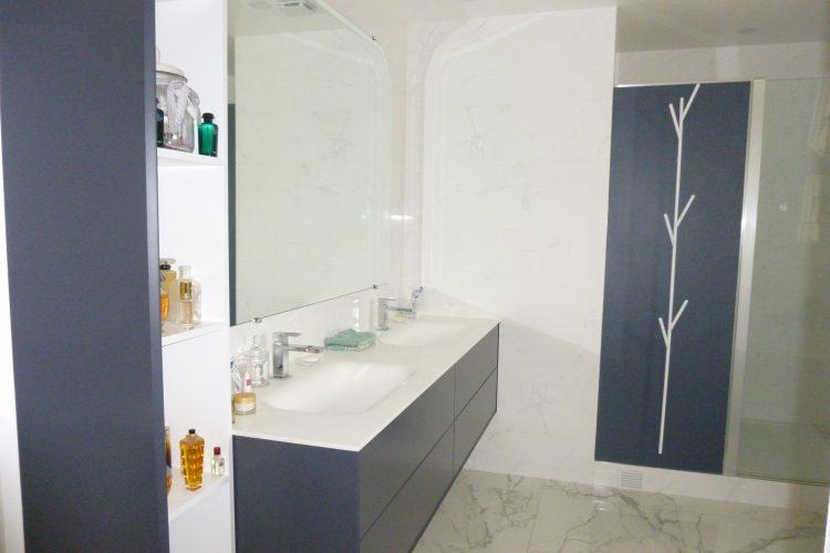 Realisation salle de bains complète