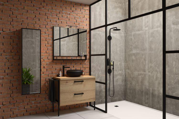 nouveaut s salles de bains 2019 flamme eau. Black Bedroom Furniture Sets. Home Design Ideas